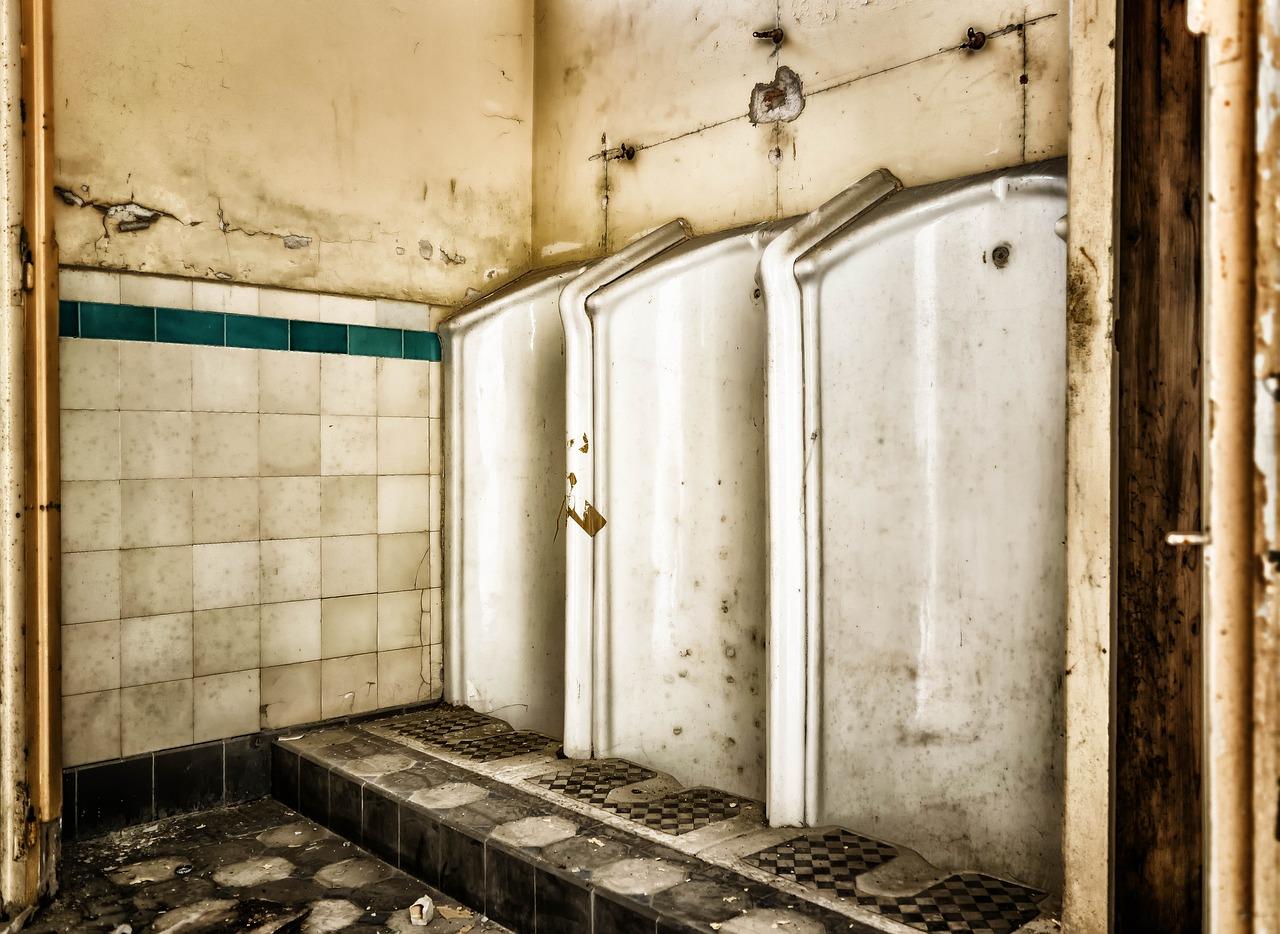の 夢 トイレ 汚い